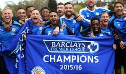 Leicester City to be Crowned BBC Sports Personality Team of the Year?