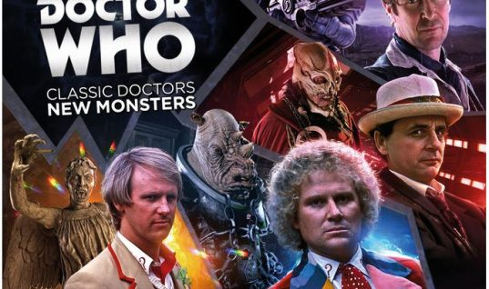 Doctor Who 2017 betting odds