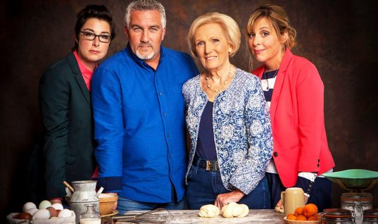 Great British Bake Off 2017 betting odds