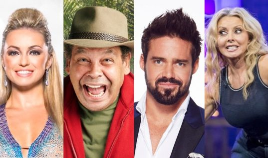 I'm A Celebrity 2017 betting odds