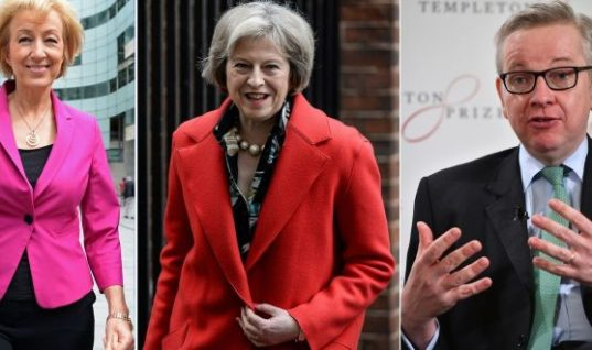 Who Will be UK's next Conservative Party Leader? Odds