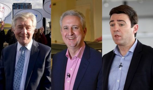 Who will be the next Mayor of Greater Manchester? Odds