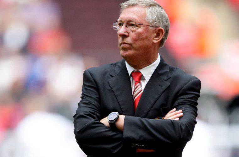 """Sir Alex Ferguson Backs """"Calm"""" Manchester United Manager Jose Mourinho"""