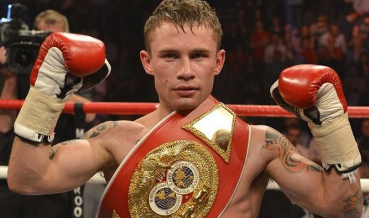 Carl Frampton Suffers First Career Loss to Le Santa Cruz