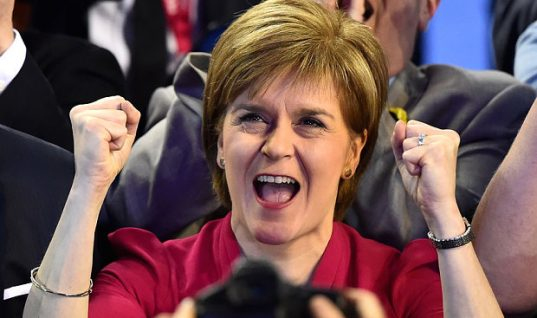 SNP Urged to Give Up Second Independence Referendum