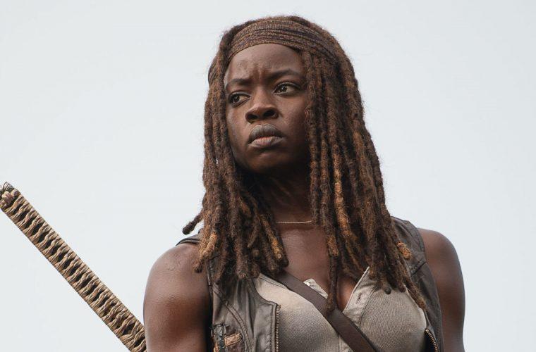 "Walking Dead Star Danai Gurira ""Couldn't Eat"" During Season 7 Filming"