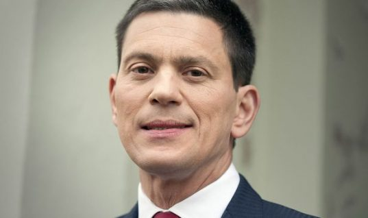 David Miliband Labels Labour's Move to the Left a Mistake