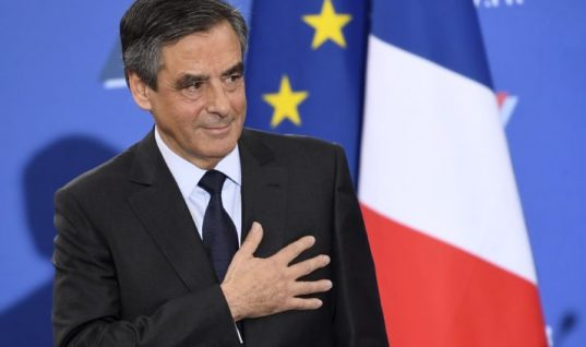 "Francois Fillon Insists He Has ""Nothing to Hide"" Amid French Election Scandal"