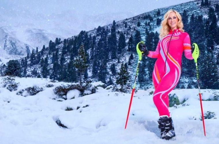 Josie Gibson Eliminated From The Jump 2017 After Refusing to Jump