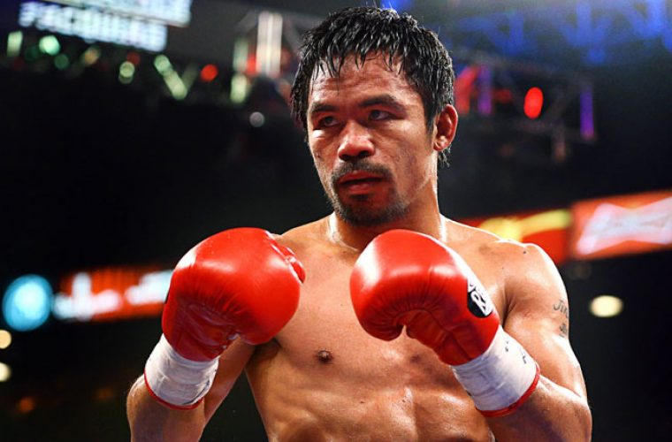 Manny Pacquiao's Promoter Talks Up Conor McGregor Fight Chances