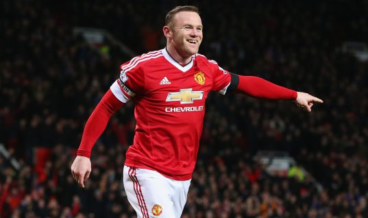 Manchester United Captain Wayne Rooney 'Unlikely' to Move to China This Month