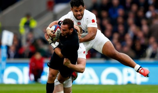 Billy Vunipola Gives England Six Nations Hope After Injury Return