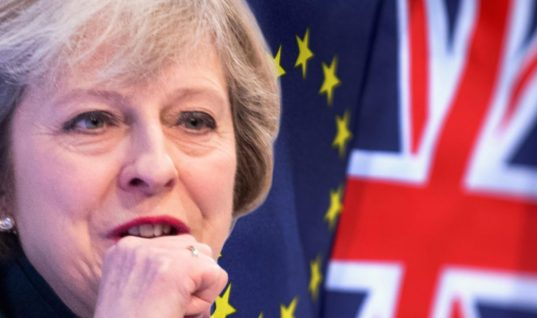 Brexit Odds Fall with Theresa May to Trigger Article 50 Next Week