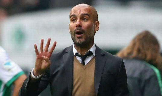 "Pep Guardiola Warns Manchester City Ahead of ""Season-Defining"" Week"