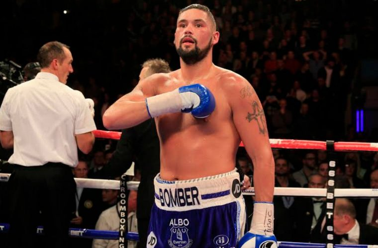 Tony Bellew Underestimated in Build-Up to David Haye Fight