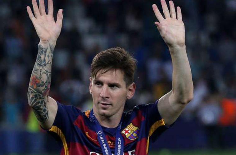 Lionel Messi has Barcelona fighting for the title again