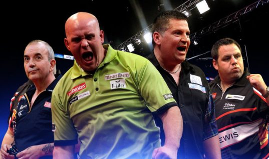 Premier League Darts 2017: Updated Title Odds and Birmingham Schedule