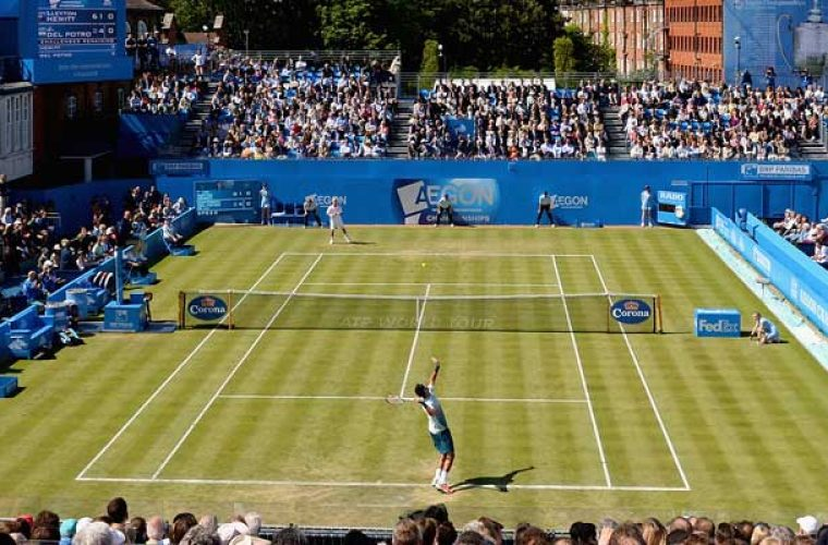 Andy Murray to Headline 2017 AEGON Championships at Queen's Club