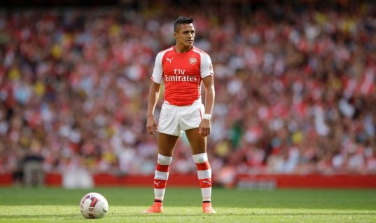 Could Alexis Sanchez follow Robin van Persie and swap Arsenal for a Premier League rival?
