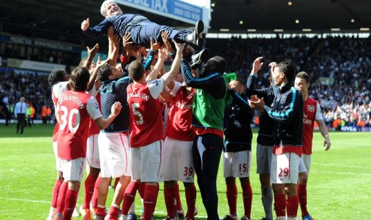 Premier League Top Four Odds: Arsenal Beat Sunderland to Force Final Day Decider