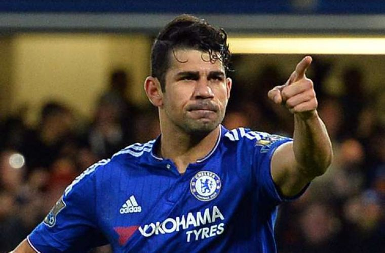 Diego Costa has been Conte's sharpened blade at Chelsea