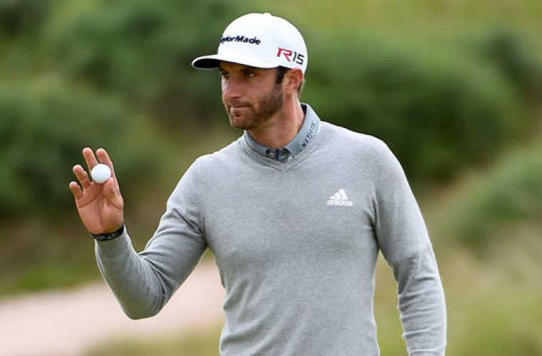 Dustin Johnson – Still a betting favourite for US Open 2017