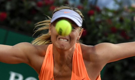 French Open 2017 Odds: Roland Garros Withdraws Maria Sharapova Wildcard