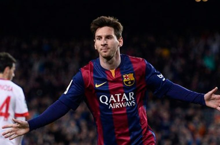Football – Will Lionel Messi win Top Goal Scorer for 2016-2017?