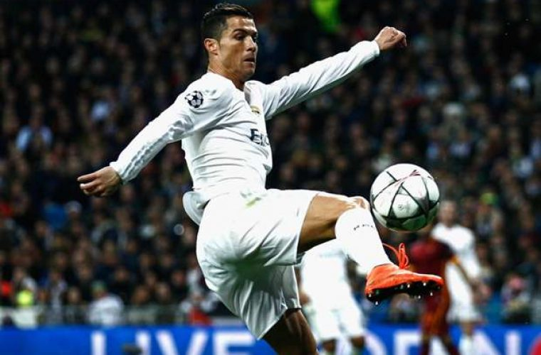 Ronaldo's milestone improves Real Madrid's odds