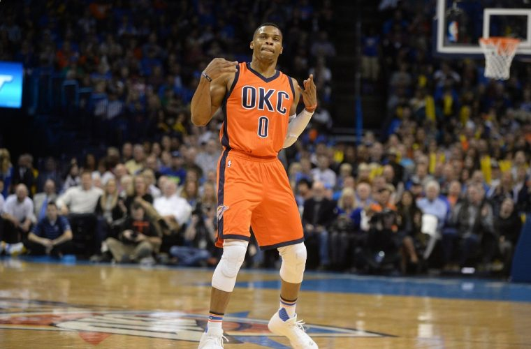 NBA 2017 – Russell Westbrook Beats the Odds to Claim Record