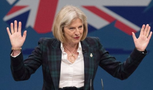 General Elections – Theresa May's Statement Shortens Odds of Conservative Majority Win