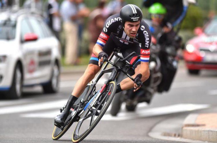 Giro d'Italia 2017 Odds: Tom Dumoulin Cut Down By Costly Toilet Break