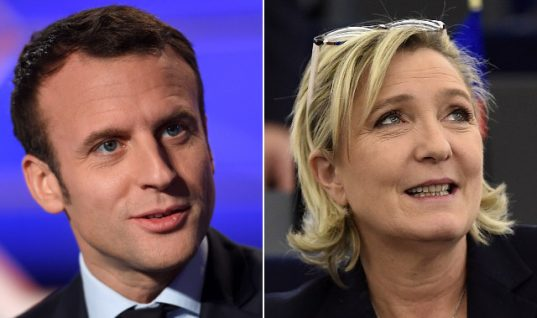 French Election Odds 2017: Le Pen Attacks 'Same Old' Macron Before Results