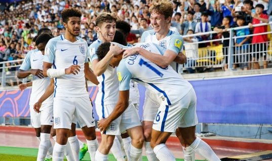 England's next generation has delivered a huge message this summer