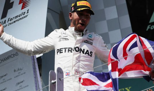 Lewis Hamilton Cuts Formula 1 Title Odds After Canadian Grand Prix Win