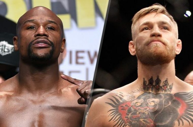 """McGregor vs. Mayweather Odds: Money Says """"World Demanded This Fight"""""""