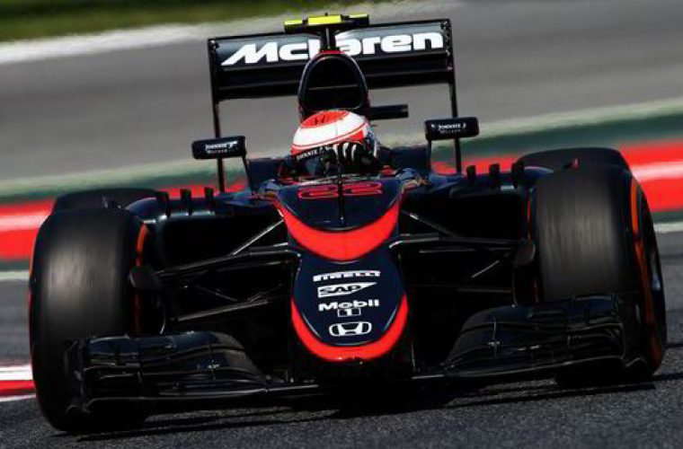 McLaren's Formula One Chances Rocked Following Engine Penalties in Azerbaijan