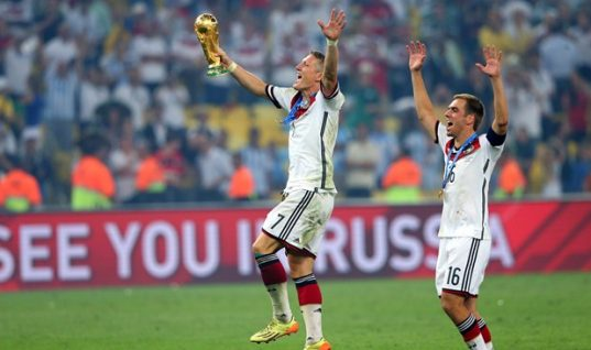 Germany can rest their best and still dominate