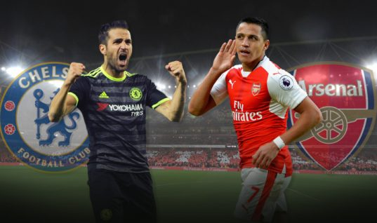 Bet365 Last-Minute FA Community Shield Odds: Chelsea Fancied Favourites Over Arsenal