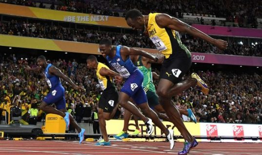 Usain Bolt Humble in 100m Final Defeat and Praises 'Excellent' Winner Justin Gatlin