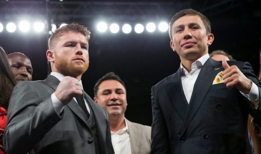 William Hill Boxing Odds: Gennady Golovkin Favourite to Retain World Titles Against Canelo Alvarez