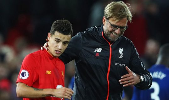Sky Bet Transfer Odds: Philippe Coutinho Barca Chances Improve with Hoffenheim Omission