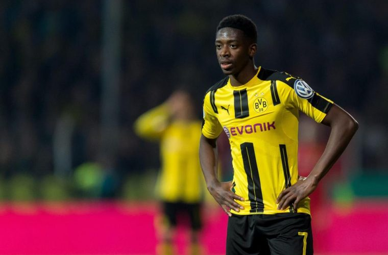Sky Bet Transfer Odds: Ousmane Dembele Tipped for Barcelona Switch Despite Failed Bid