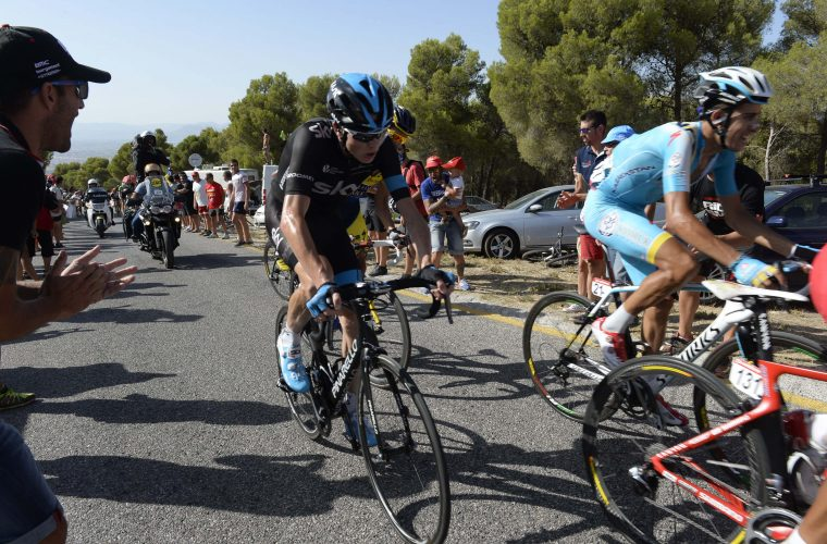 Betway Cycling Odds: Chris Froome Takes Vuelta a Espana Lead After Stage 3