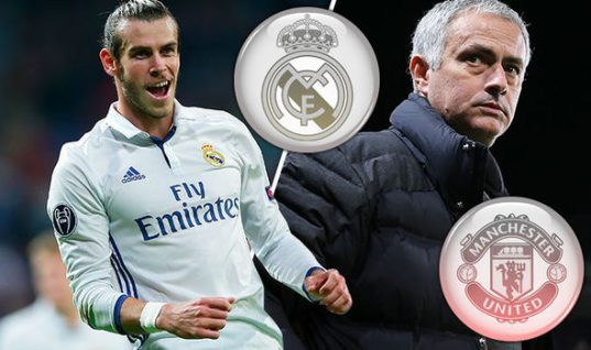 Sky Bet Transfer Odds: Manchester United End Gareth Bale Pursuit as Mourinho Calls 'Game Over'