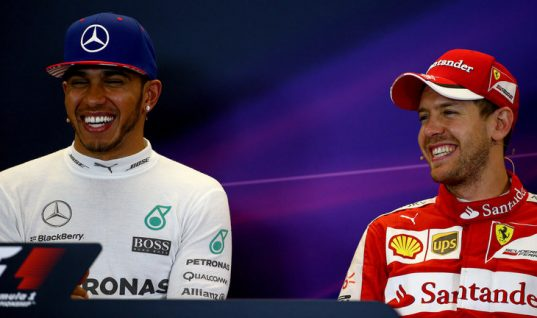 BetVictor Formula One Odds: Title Favourite Lewis Hamilton Rules Out Sebastian Vettel Joining Mercedes