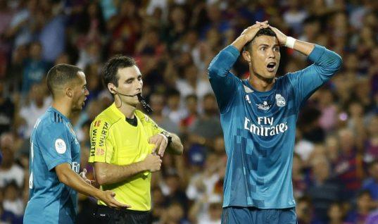 Bet365 La Liga Odds: Barcelona Boosted By Cristiano Ronaldo's Five-Match Ban