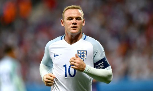 Betway World Cup 2018 Odds: England Chances Unaltered By Wayne Rooney Retirement