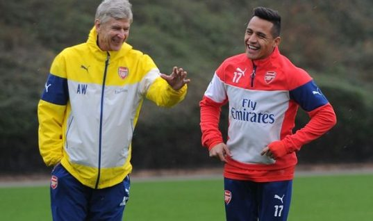 Sky Bet Alexis Sanchez Transfer Odds: Arsene Wenger Declares Forward Staying at Arsenal