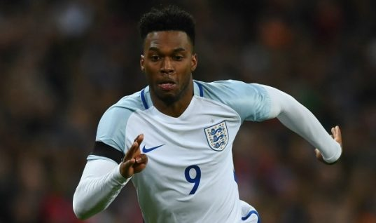 Paddy Power Football Odds: England Shoo-Ins to Beat Malta as Daniel Sturridge Says He's Back at Peak